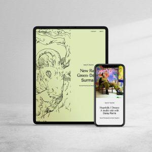 Digital Subscription Dovetail